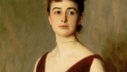 Famous painting from John Singer Sargent