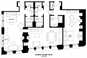 XV Beacon Gilbert Stuart Suite