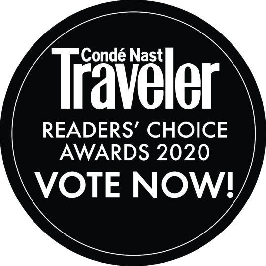 logo icon of conde nast readers' choice awards